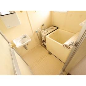 ことぶきコーポ 205号室の風呂