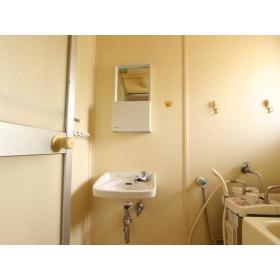 ことぶきコーポ 205号室の洗面所