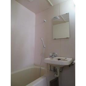 ディアコート町田 0102号室の風呂