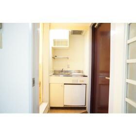 レオパレス南林間第3 202号室のキッチン