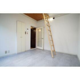 レオパレス南林間第3 202号室のリビング