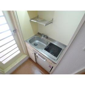 TAP高座 106号室のキッチン