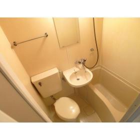 TAP高座 106号室の風呂