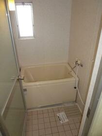 広瀬マンション 304号室の風呂