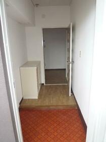 第1ニューライフ山下B棟 304号室の玄関