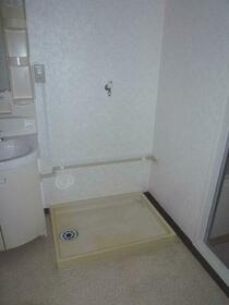 第1ニューライフ山下B棟 304号室の風呂