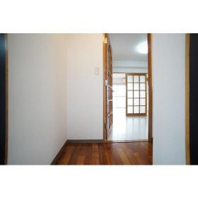 サンライズ南林間 303号室の玄関