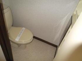 コーポみのりB棟 101号室のトイレ