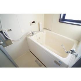 ヴィラ1 201号室の風呂