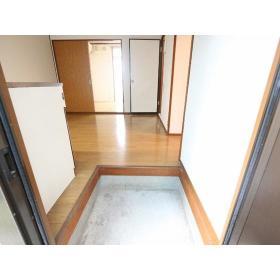 コーポ柏木Ⅰ 102号室の玄関