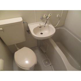 ダイホープラザ大和 0313号室の風呂