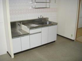センチュリーハイツ町田3号棟 202号室のキッチン