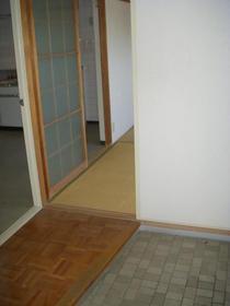 センチュリーハイツ町田3号棟 202号室の玄関