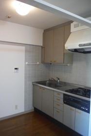 荻窪ハイツ 205号室のキッチン