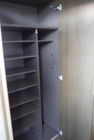 荻窪ハイツ 205号室の収納