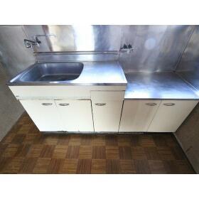 メゾンオータニ 5号室のキッチン