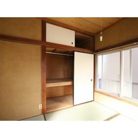 メゾンオータニ 5号室の収納