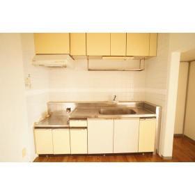 ハイムステップ1 504号室のトイレ