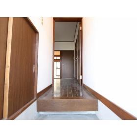 グリーンコーポ第2 105号室の玄関