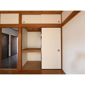 グリーンコーポ第2 105号室の収納