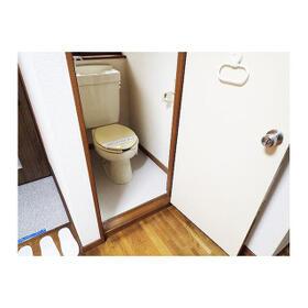 ベルメゾン 103号室のトイレ