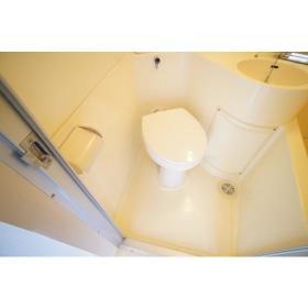 ノース ドゥ ファルコン 206号室のトイレ