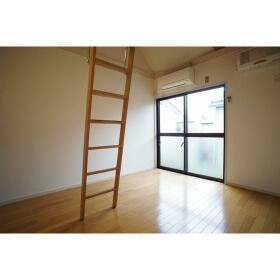 レオパレス南林間第3 205号室のリビング