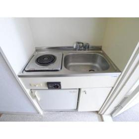 TAP高座 202号室のキッチン