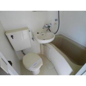 TAP高座 202号室の風呂