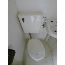 TAP高座 202号室のトイレ