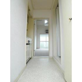 TAP高座 202号室の玄関