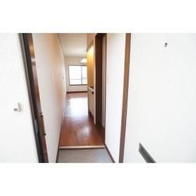 クレドール旭 202号室の玄関