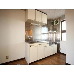 サンハイツ須永 302号室のキッチン