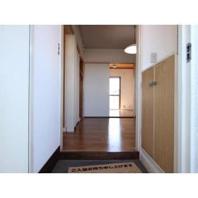 サンハイツ須永 302号室の玄関