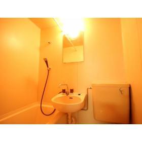 クレール志村 102号室の洗面所