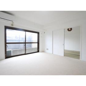 リバーサイド桜ヶ丘 202号室のリビング