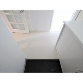 リバーサイド桜ヶ丘 202号室の玄関