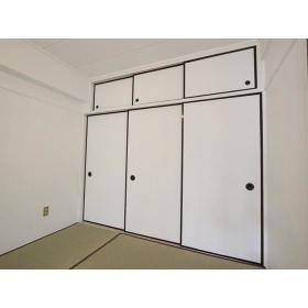 リバーサイド桜ヶ丘 202号室の収納