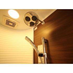 パールハイツ 408号室の設備