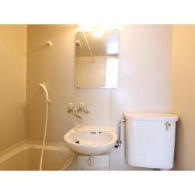 ハイツSTT 205号室の洗面所