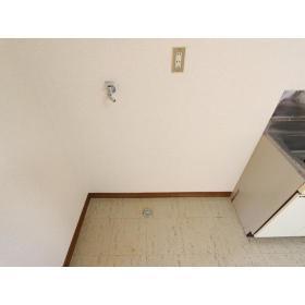 ハイツSTT 205号室の収納