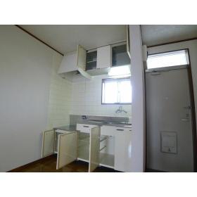 NAK-Ⅲ 202号室のキッチン