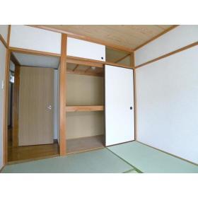 NAK-Ⅲ 202号室の収納