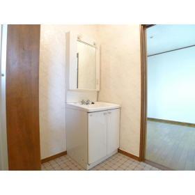 NAK-Ⅲ 202号室の洗面所