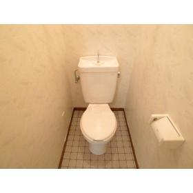 NAK-Ⅲ 202号室のトイレ