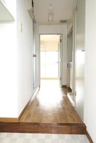 ジェームス・タウン相模大塚 602号室の玄関