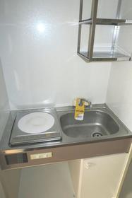 ジェームス・タウン相模大塚 602号室のキッチン