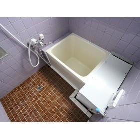 第3宮城ハイツ 101号室の風呂