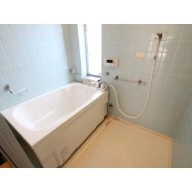 フジビューマンションⅡ 104号室の風呂