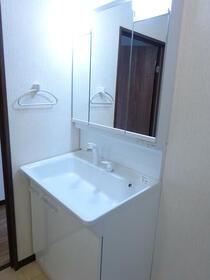 ジャストラックS 二番館 303号室の洗面所